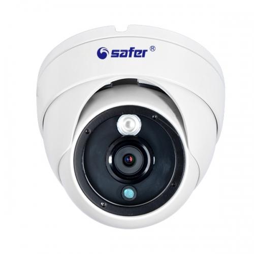 SF-AHD62AZ-S2 2.0MP, 1颗小功率高亮度点阵灯,金属防暴外壳,红外距离20米,3.6mm镜头