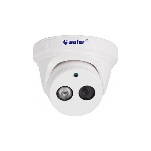 SF-AHD62BPZ-S2 2.0MP, 1颗高效能红外点阵灯,红外20米,标配3.6mm镜头